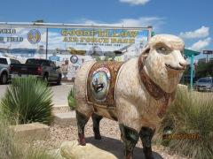 "M. L. Leddy's ewe ""Custom Made b-EWE-ts"""