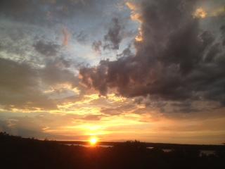 Lake Brownwood Sunset