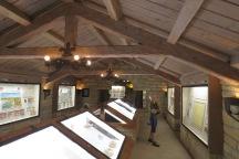 Interior museum.